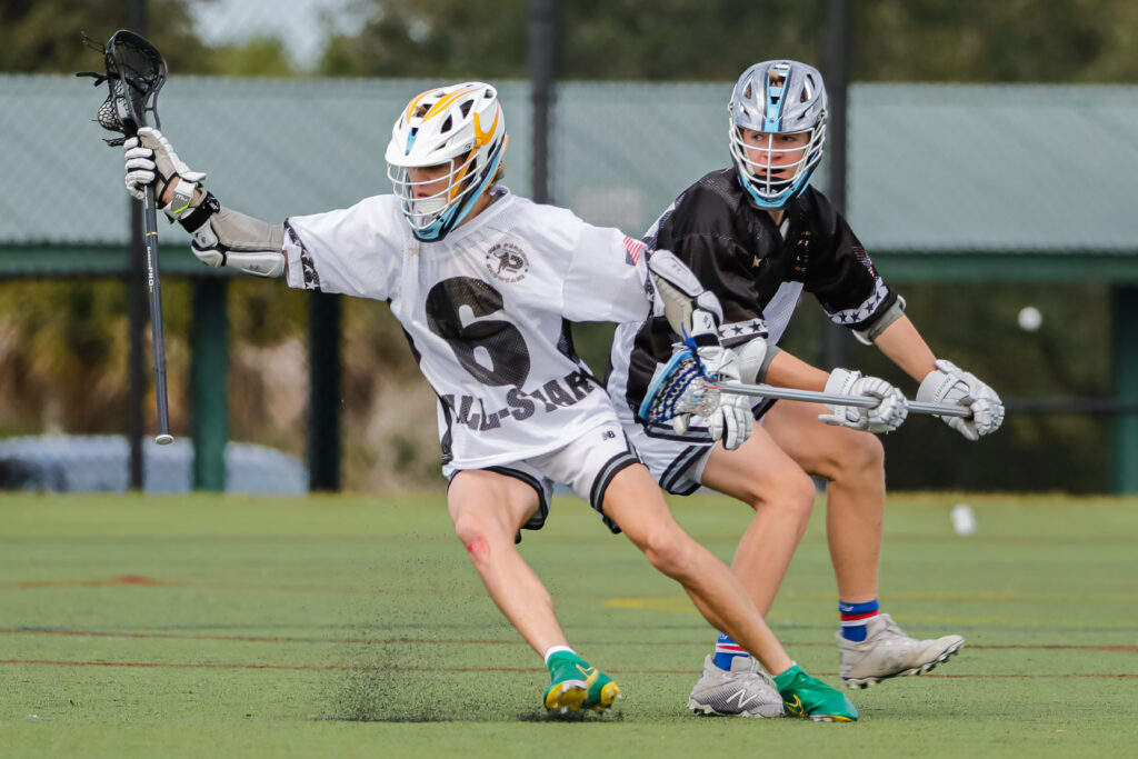 Dec 20, 2020, Davenport, FL, USA; My Lacrosse Tournaments Host the One Percent Showcase at North East Regional Park: Mandatory Credit Mike Watters